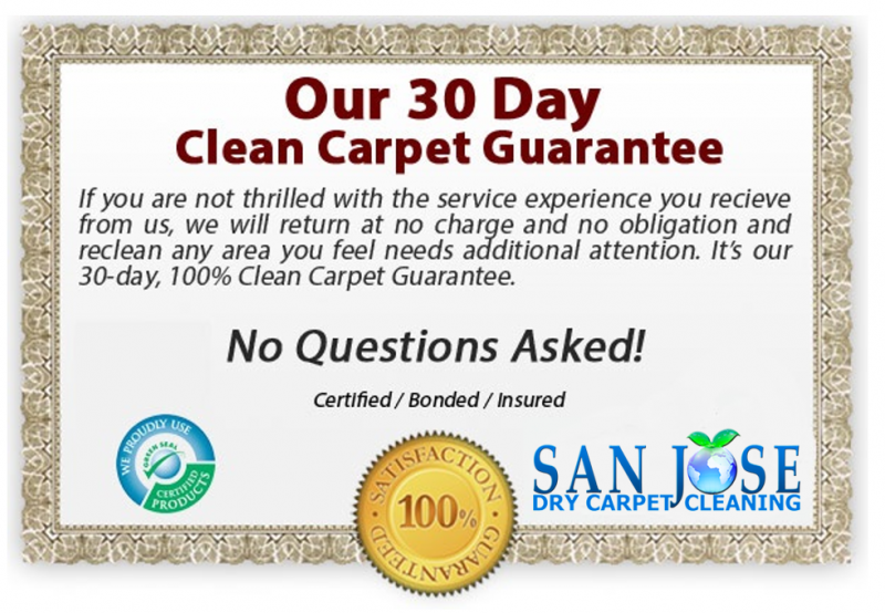 carpet cleaning services in san jose california